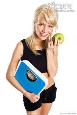 超简单减肥方法 站着说话就能瘦